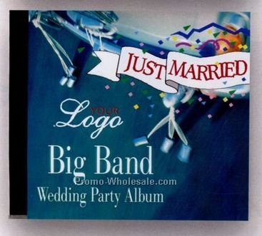 Big Band Wedding Party Album Music CD