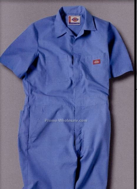 Dickies Short Sleeve Coverall / 2nd Oversize