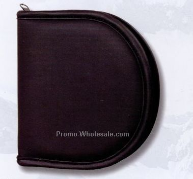 Glacier Leather 20-cd / DVD Case