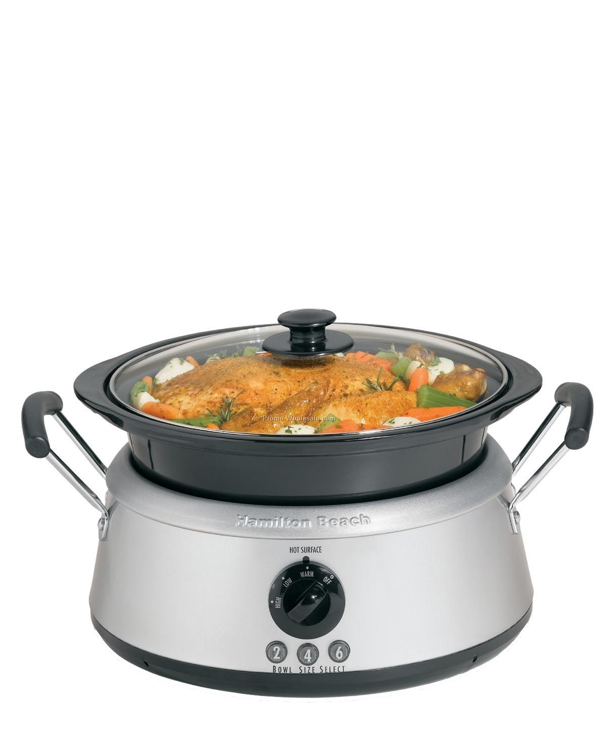 Hamilton Beach 3-in-one Slow Cooker