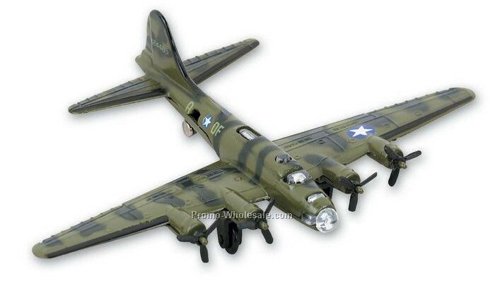 Hot Wings B-17 Olive
