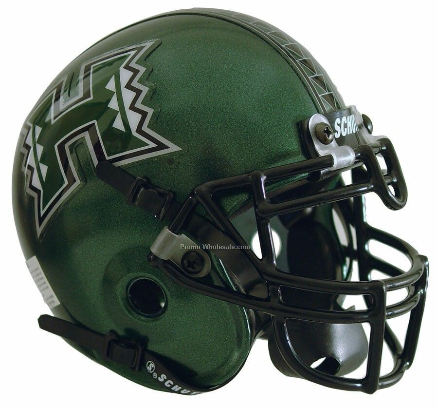Licensed Authentic Ncaa Football Helmet