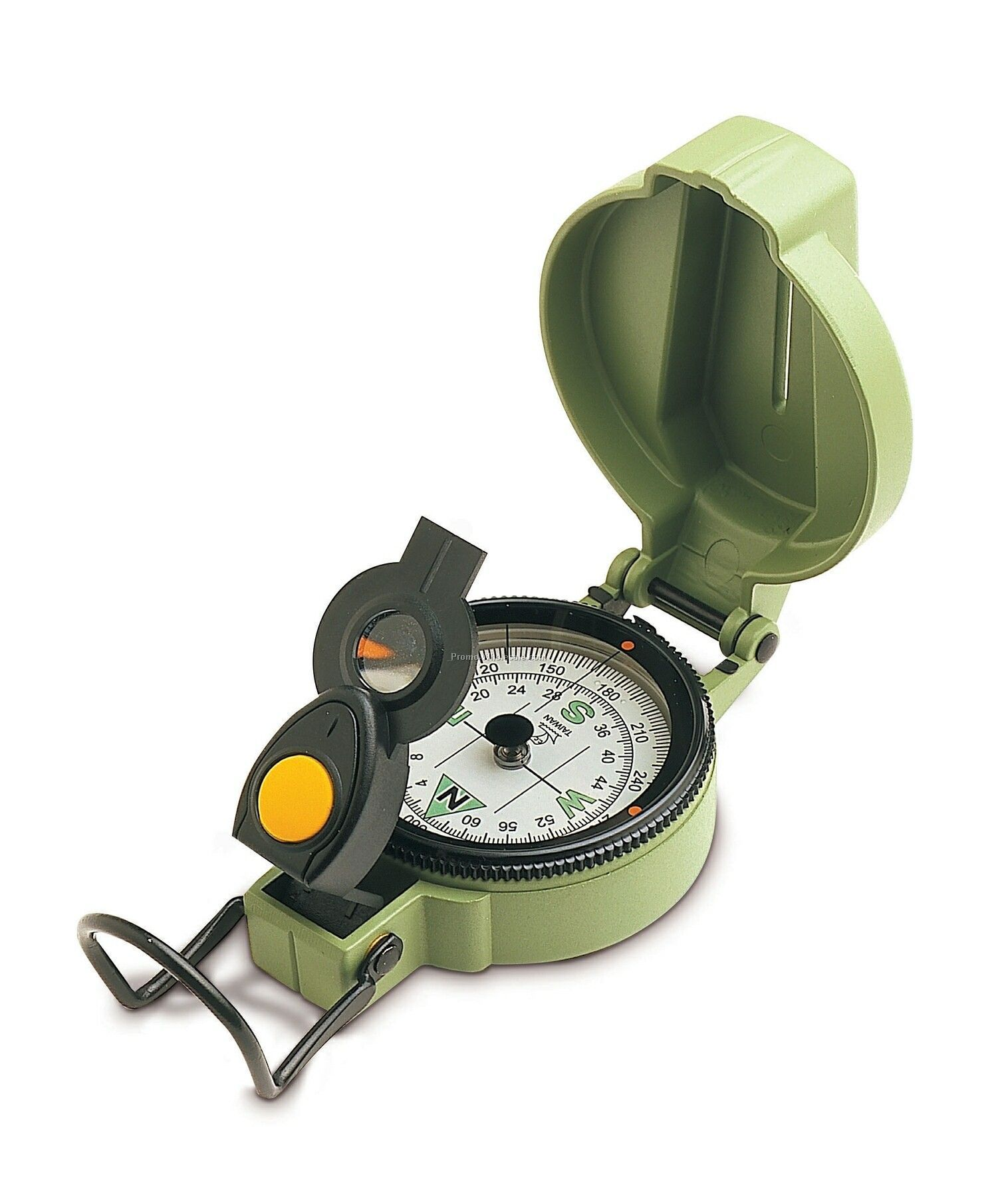 Military Compass With Light