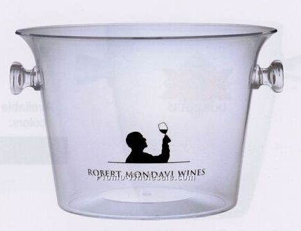 Multi Bottle Wine Bucket W/ 2 Handles