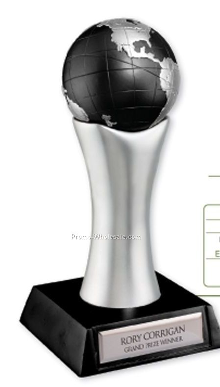 Polycast World Globe Award
