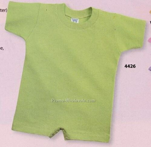 Rabbit Skins Infant T-romper (6-24m) Colors