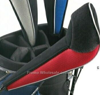 Red Performance Golf Club Head Cover
