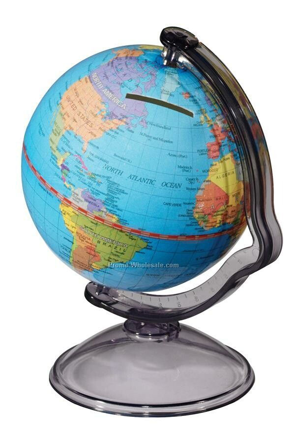 Replogle Bank Globe