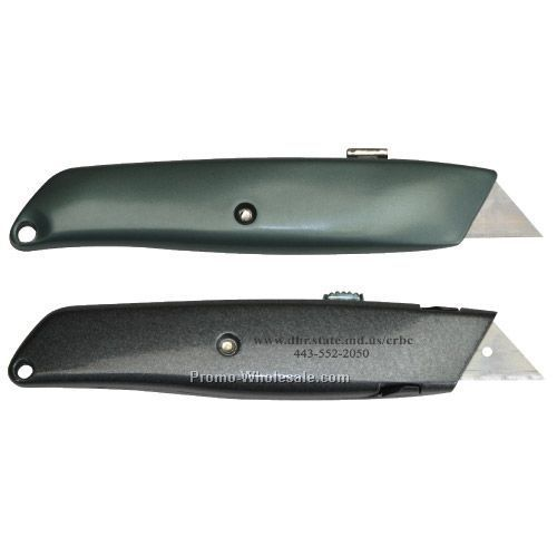 Retractable Heavy Duty Utility Knife