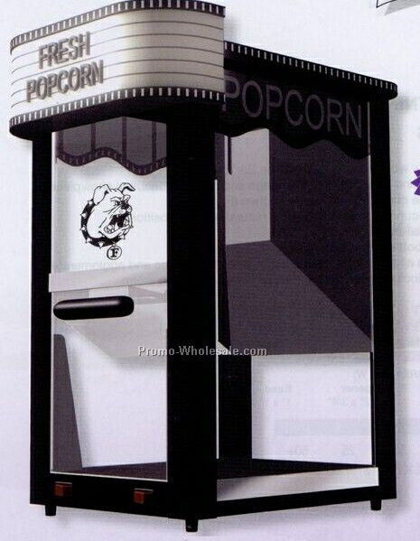 Retro Theater Design Popcorn Maker
