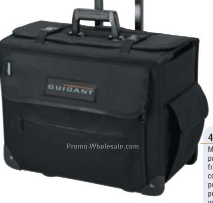 Sample Briefcase With Wheels