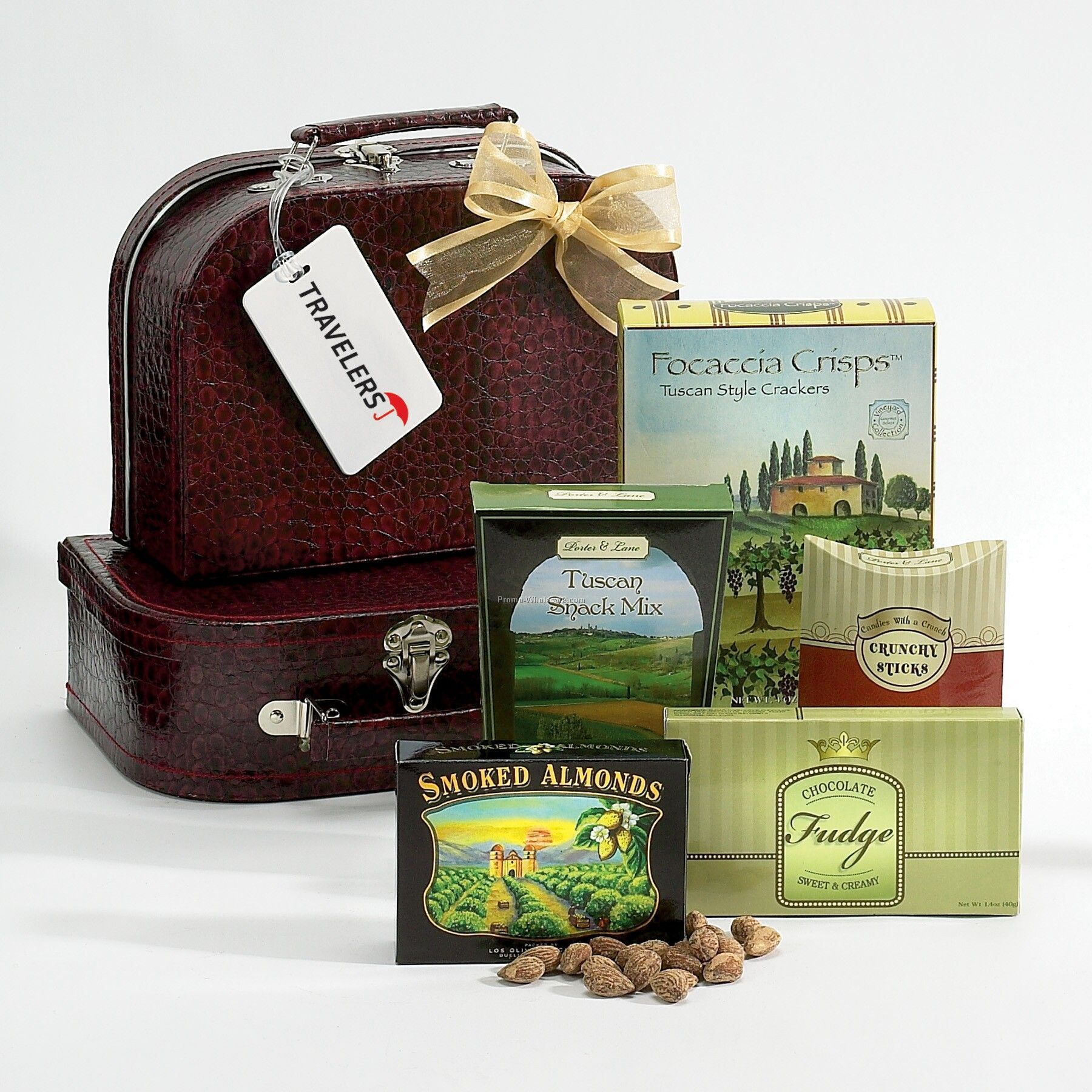 Welcome Gourmet Suitcase