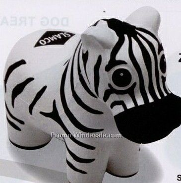 Wild Animals - Zebra Squeeze Toy