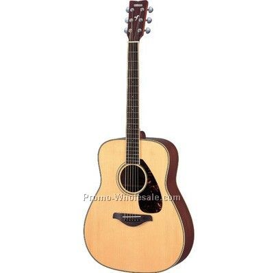 Yamaha Acoustic Electric Folk Guitar