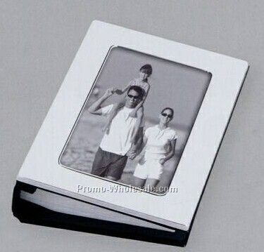 "5-1/2""x7-1/2"" Plain Photo Album - 4""x6"" Photos"