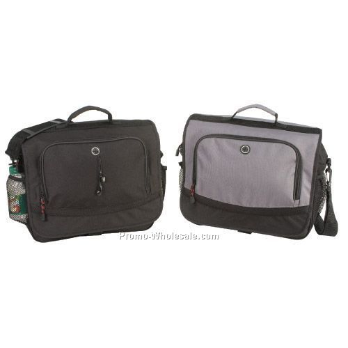 600d Polyester Deluxe Briefcase