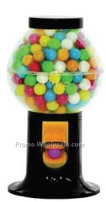 "8-1/2"" Plastic Gumball Machine"