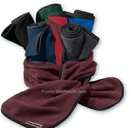"9""x58"" North End Polyester Fleece Scarf (1 Size)"