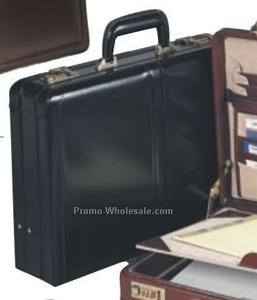 Attache Case With Desk (Deboss)