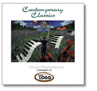 Classical Contemporary Classics Compact Disc In Jewel Case/ 10 Songs