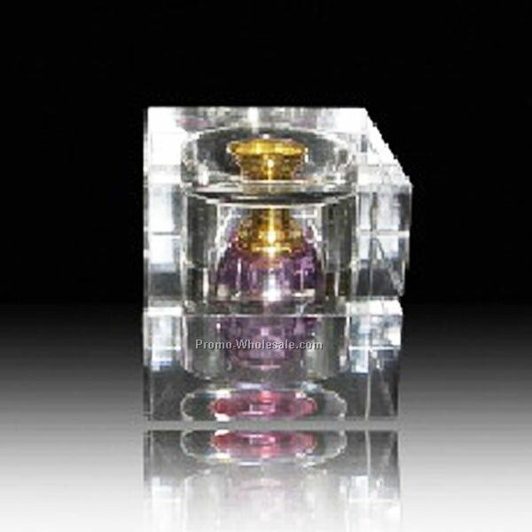 Clear Perfume Atomizer