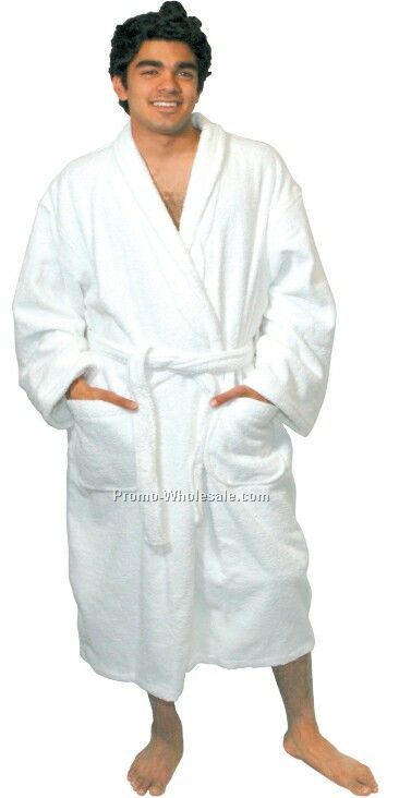 Deluxe Terry Bath Robes (One Size)