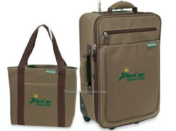 Eco Travel Luggage Set