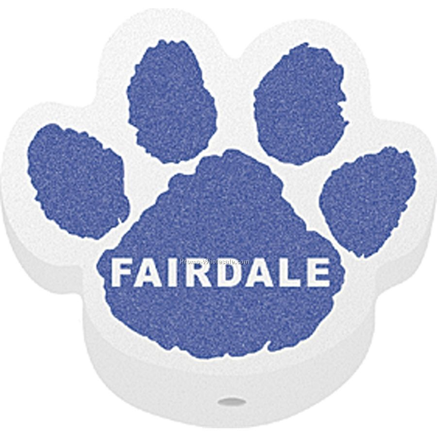 Foam Antenna Topper - Paw