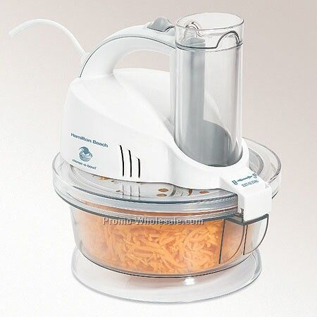 Hamilton Beach Change-a-bowl Slicer, Food Processor