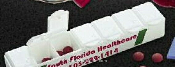 Healthcare 7 Day Large Pill Box