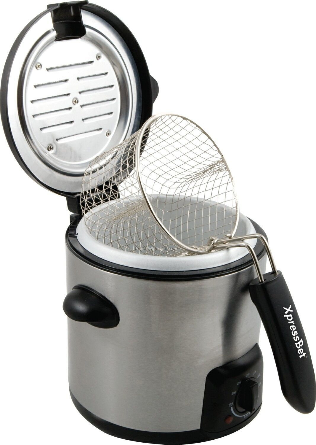 Kitchen Worthy Stainless Steel Deep Fryer