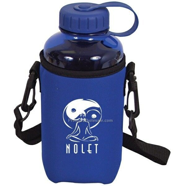 Large Neoprene Beverage Holder (Imprinted)