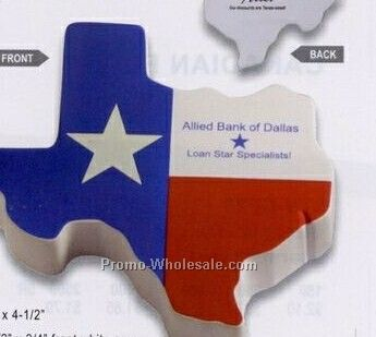 Lone Star State Squeeze Toy
