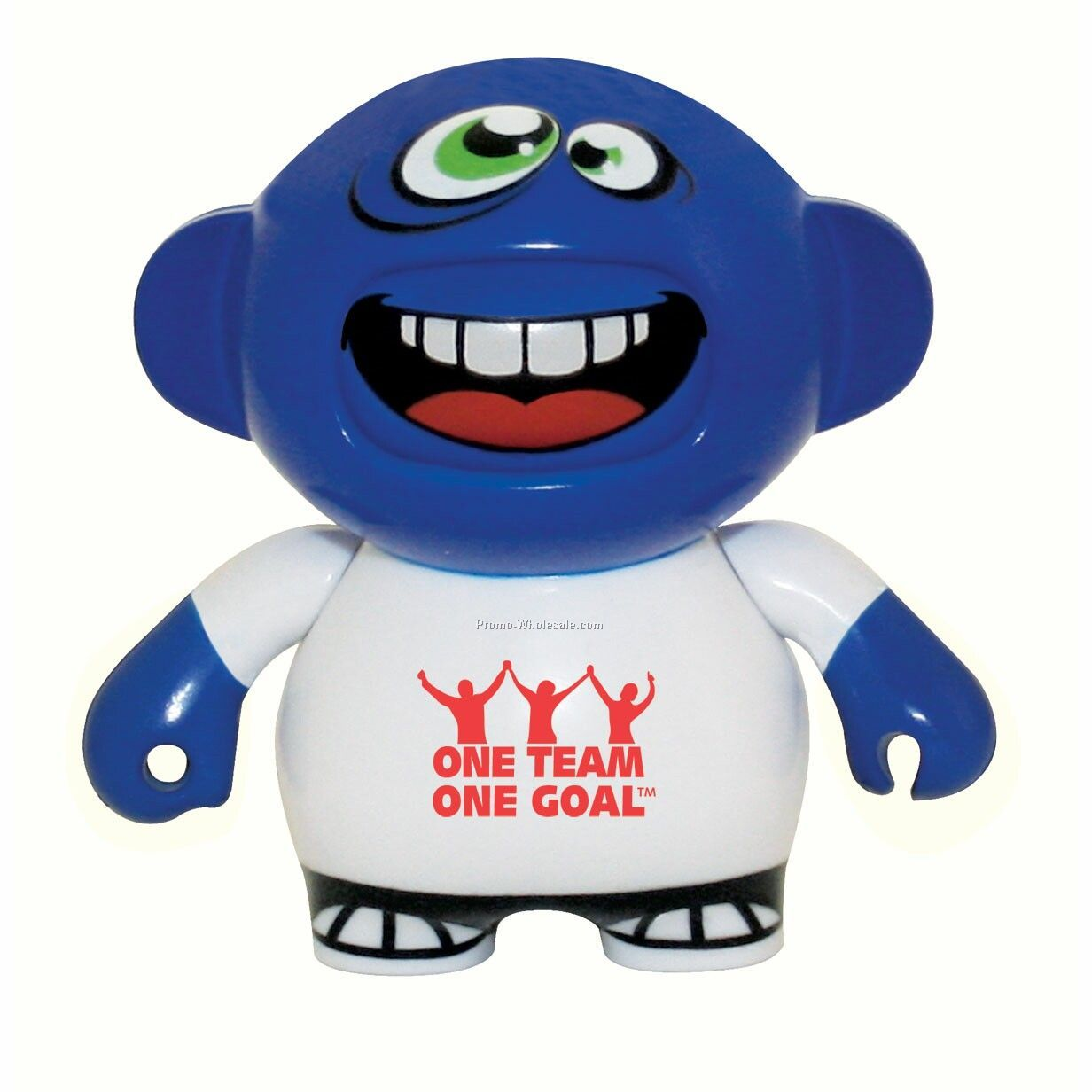 Mr. Moody Stress Toy