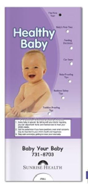 Pocket Slider Chart (Healthy Baby)