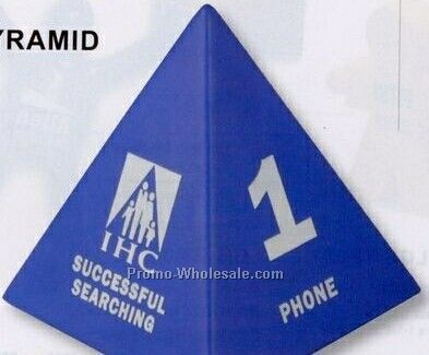 Pyramid Squeeze Toy
