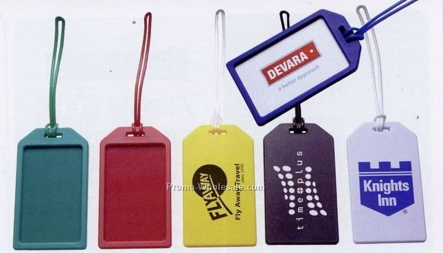 Rigid Luggage Tag