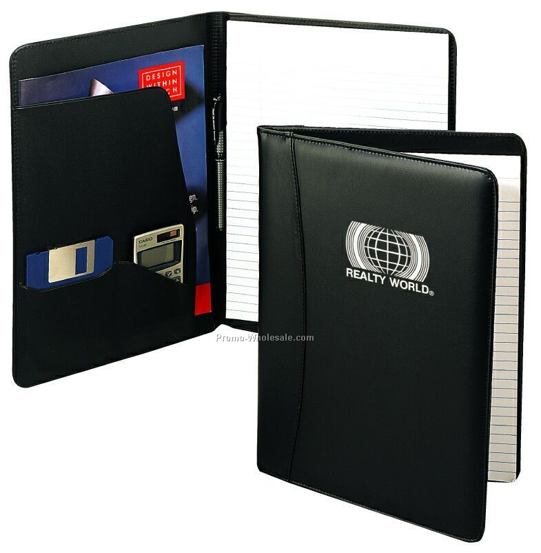 Simulated Leather Padfolio