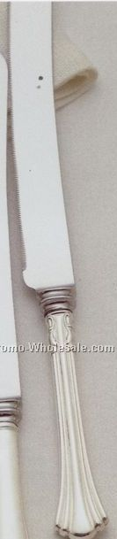Sterling Silver Wedding Cake Knife/ 18th Century