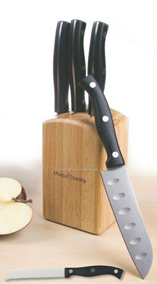 Studio Knife Block