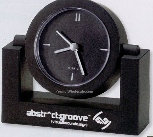 Swivel Clock (Standard Shipping)