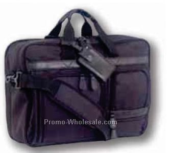 Travel Collection 600d Polyester Attache Bag