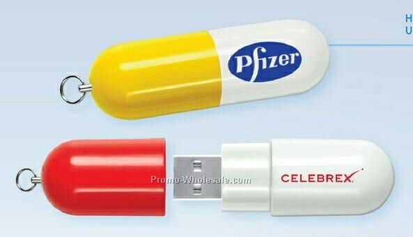USB 2.0 Capsule Flash Drive Cp