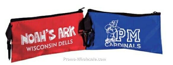 Versatile School / Golf / Utility Pouch With Hook