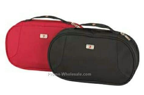 Visa Tri-fold Travel Kit (Red)
