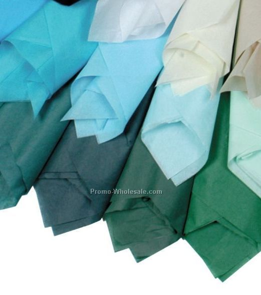 "20""x30"" Teal Tissue Paper"