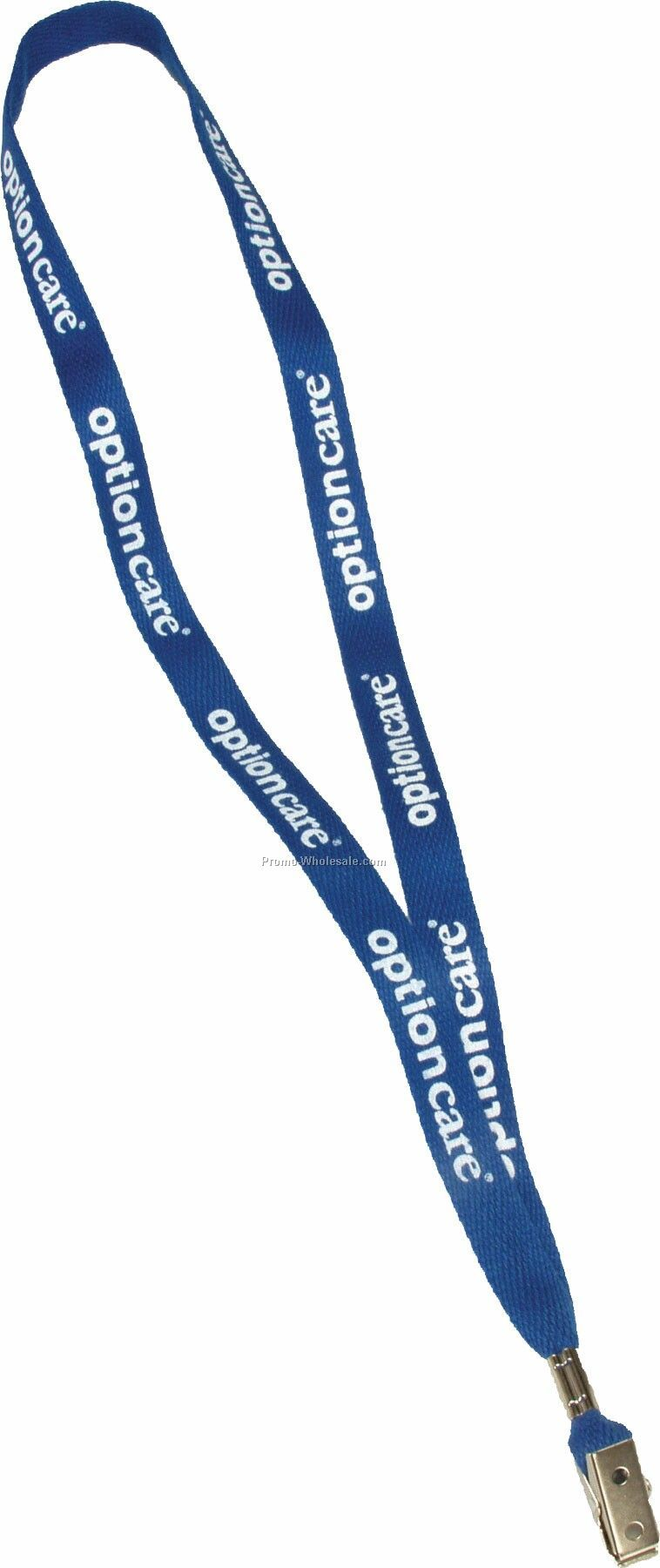 "5/8""x34"" Fields 1 Ply Cotton Lanyards - Next Day"