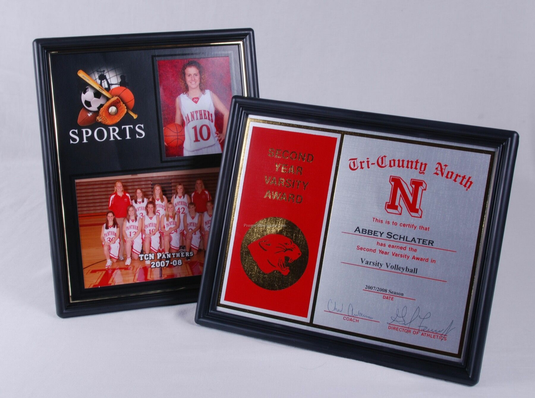 "8""x10"" Certificate Frame With Out Gold"
