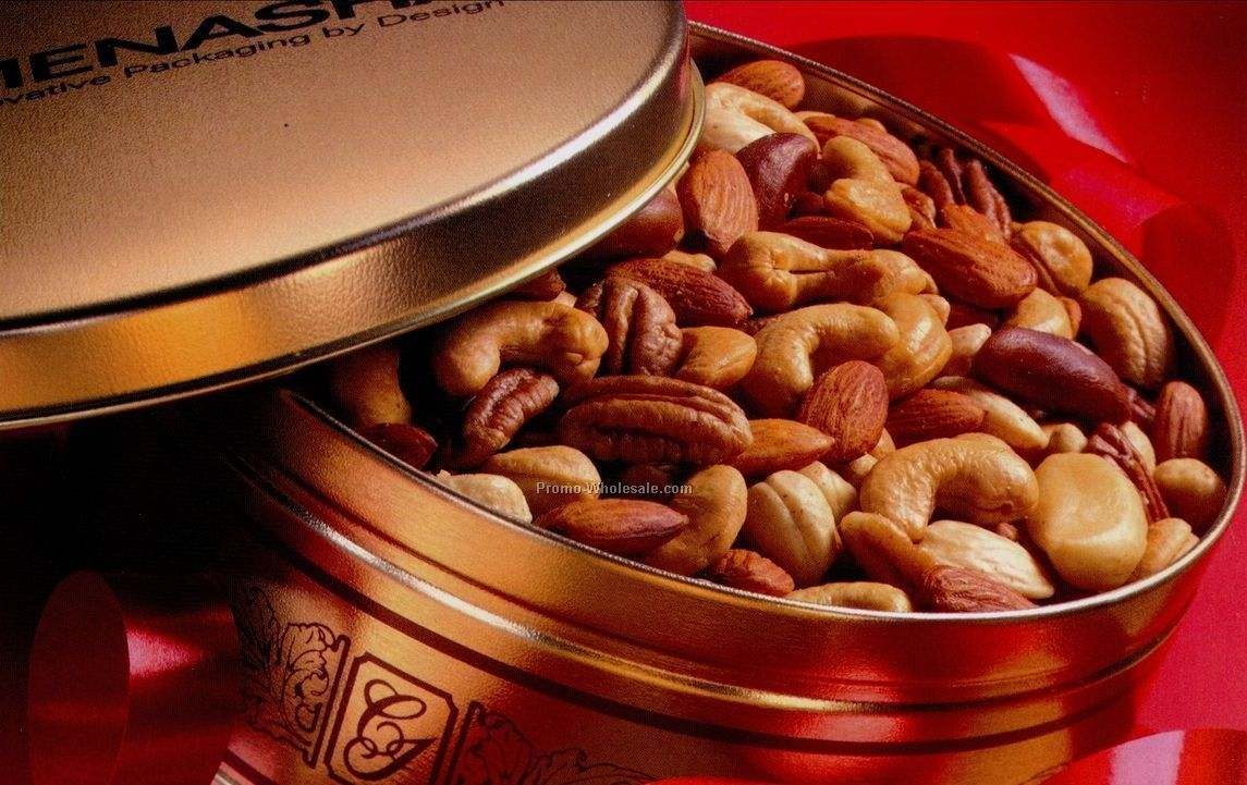80 Oz. Deluxe Mixed Nuts W/ 40% Peanuts Added
