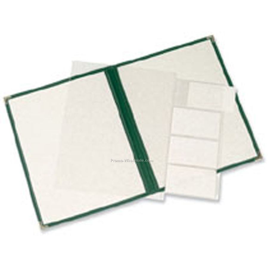 "All Clear Add-a-flap Menu Accessory - 8-1/2""x11"""
